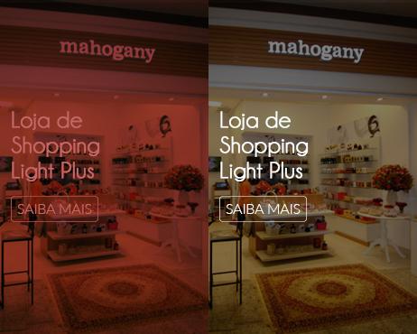 Banner Loja de Shopping Light 1/2