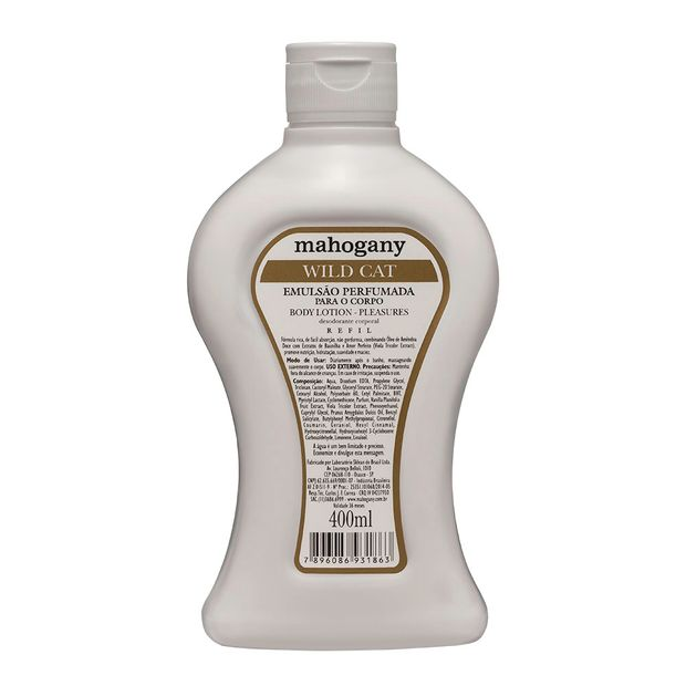 refil_hidratante_wild_cat_400ml