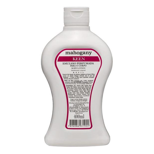 Hidratante-Refil-Keen-400-ml