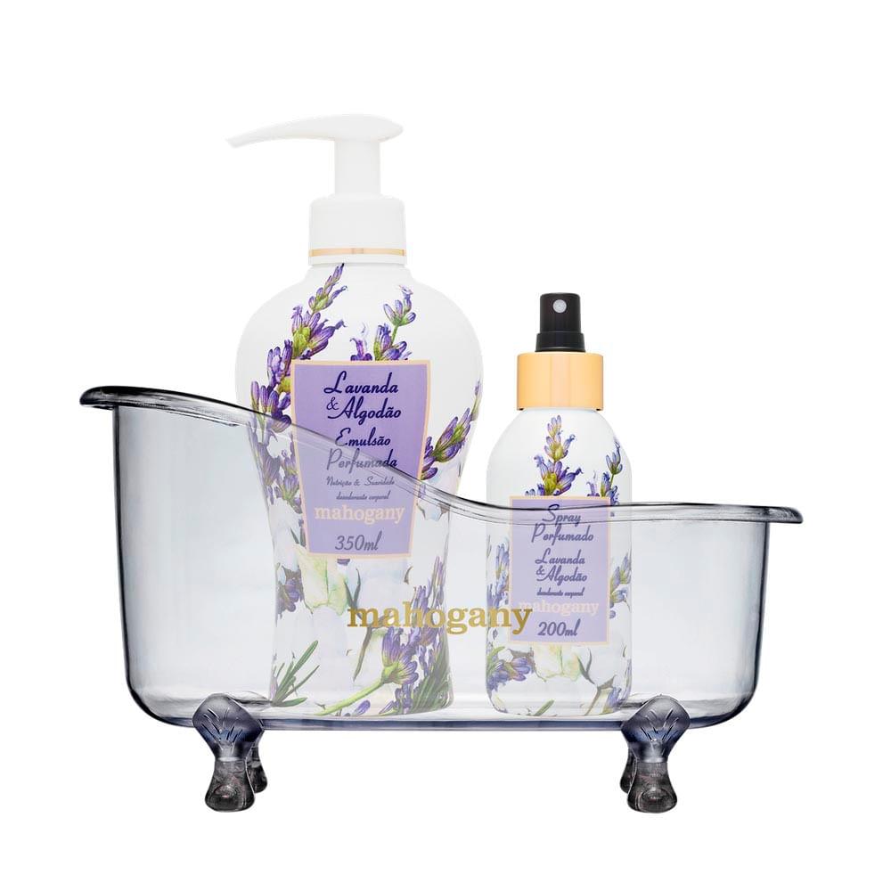 Banheira-com-Spray-de-Perfumacao-e-Hidratante-Lavanda---Algodao