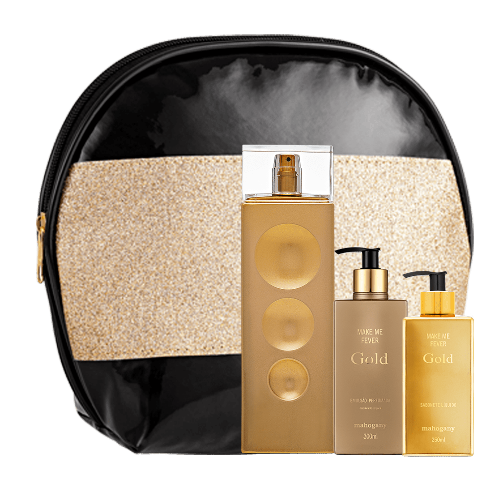 KIT-MAKE-ME-FEVER-GOLD-COM-NECESSAIRE-GLAMOUR