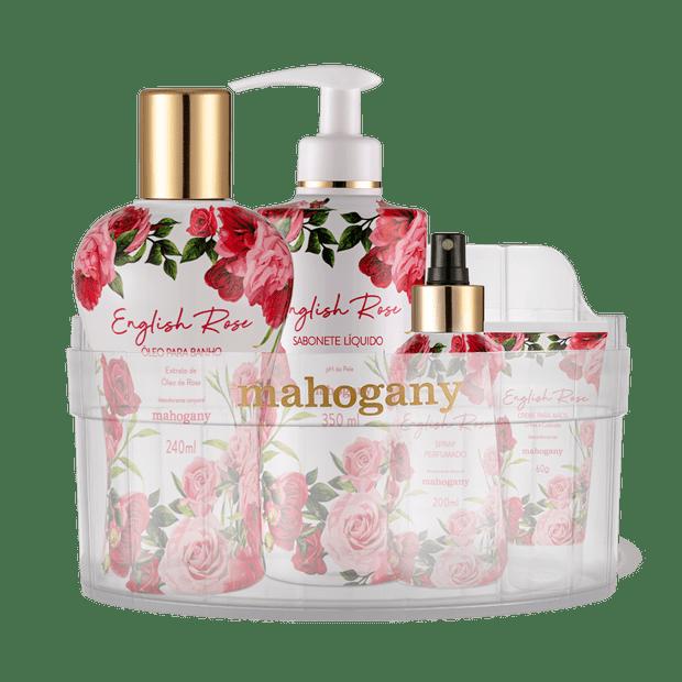 kit-banho-english-rose-banheira